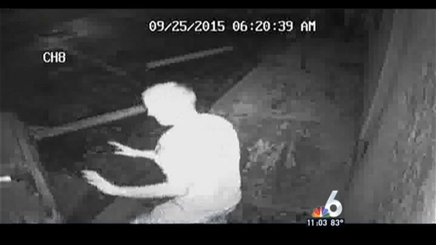[MI] Burglars Struggle to Steal AC in Tamarac