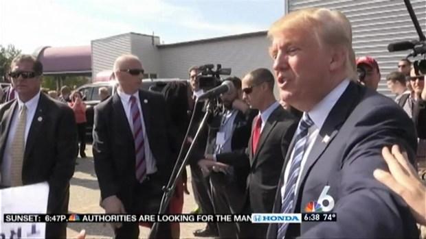 [MI] Donald Trump Campaigning in Miami