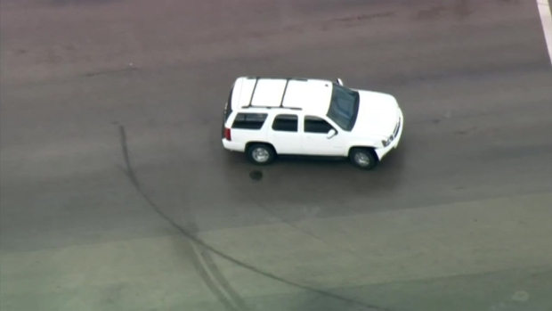 Suspect 15 In Custody After Chase Of Stolen Vehicle Ends In Miami Gardens Nbc 6 South Florida