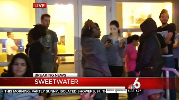 [MI] Sweetwater Fire Displaces FIU Students