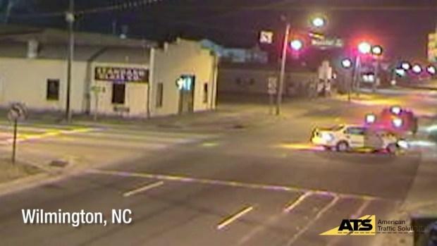 [MI] RAW VIDEO: Worst Red Light Crashes of 2015