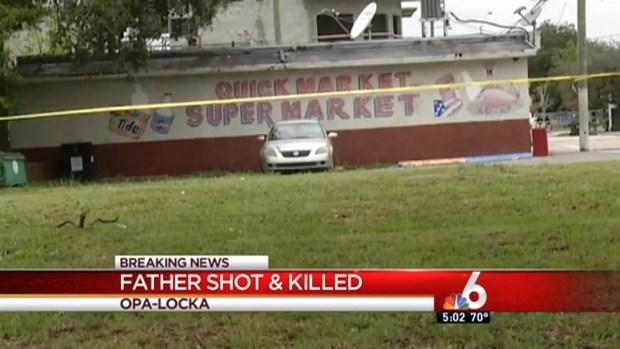 [MI] 1 Killed, 1 Critical After Opa-locka Shooting