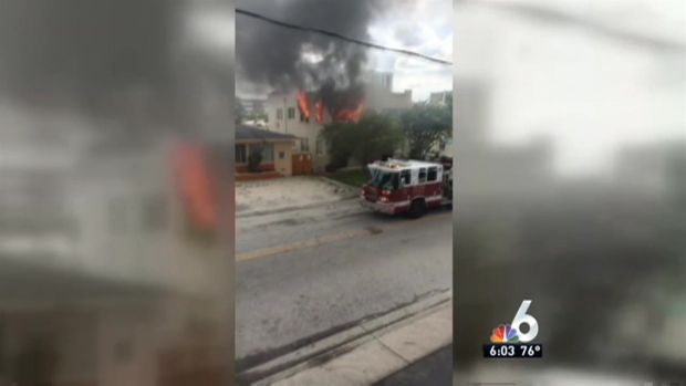 [MI] 3 Dogs Killed in Hollywood Apartment Fire