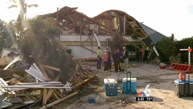 [MI] At Least 2 Dead in Florida Storms