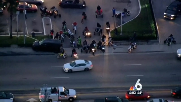 [MI] Full Coverage of MLK Ride Out in South Florida