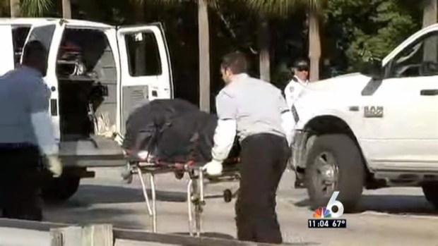 [MI] 1 Killed in Crash on Julia Tuttle Causeway
