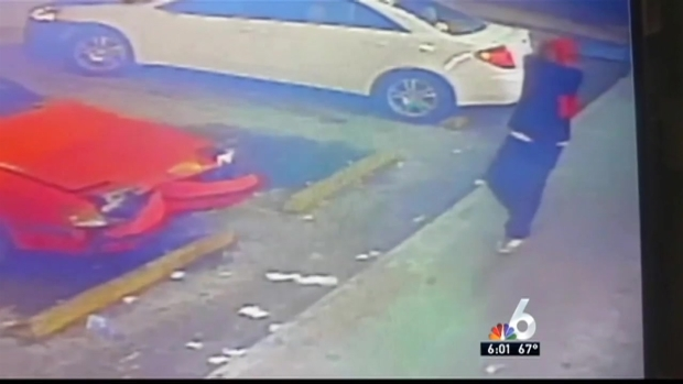 [MI] Suspect Wanted in String of Armed Robberies in North Miami