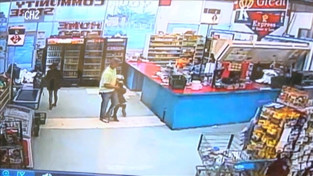 [MI] RAW VIDEO: Boy, 8, Tries to Rob West Palm Beach Store at Gunpoint