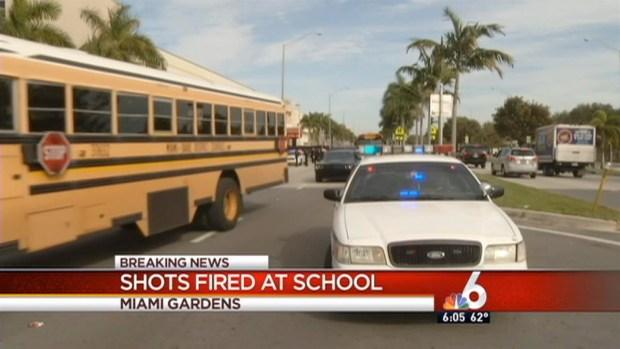 [MI] Shots Fired at Miami Carol City High