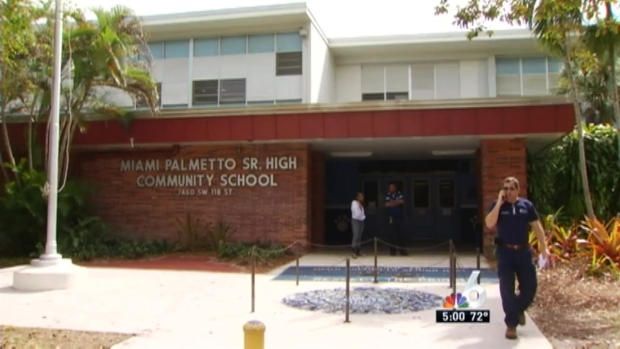 [MI] Miami Palmetto Senior High School Teacher Accused of Sex With Student