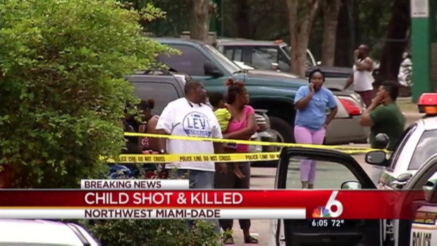 [MI] Child Shot and Killed in NW Miami-Dade: Police