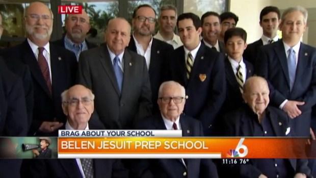 [MI] Brag About Your School: Belen Jesuit Prep School