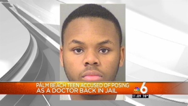 [MI] Accused Palm Beach County 'Teen Doctor' Arrested