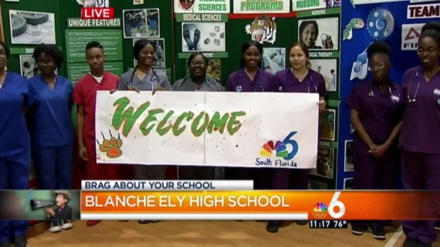 [MI] Brag About Your School: Blanche Ely High School
