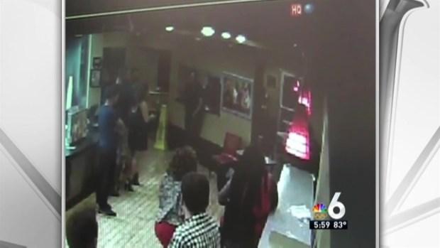 [MI] Police Release Video of Wild Fight in Miami Beach Restaurant