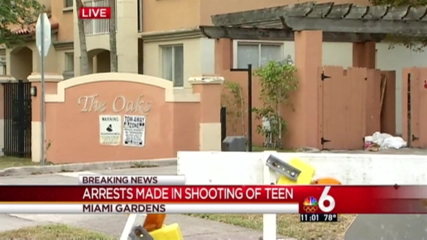 [MI] 3 Juveniles Arrested in Fatal Shooting of Teen in Miami Gardens