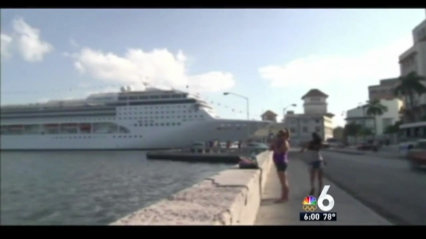 [MI] Carnival Corp. May Delay Cuba Cruises Over Cuba-Born Traveler Ban