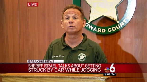 [MI] Sheriff Israel Speaks After Being Struck by Vehicle