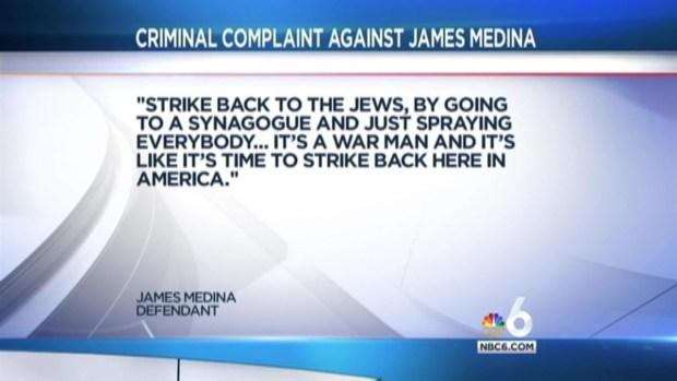 [MI] FBI Thwarts Plot Against Florida Jewish Center: Officials