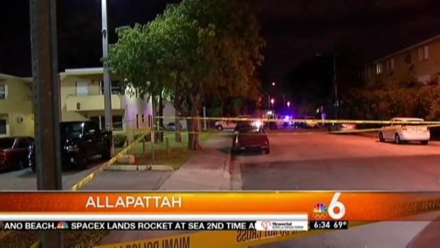 [MI] 1 Dead, 3 Injured in Allapattah Shooting