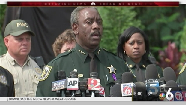 [MI] Body of Boy Snatched By Gator Found: Official