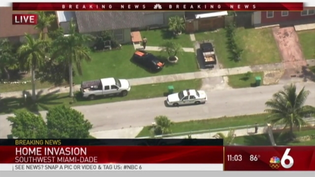 [MI] Police searching for men who shot at home owner during home invasion