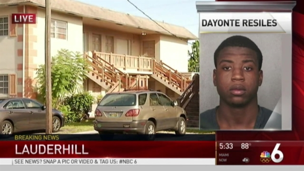 [MI] Search Continues for Escaped Murder Suspect in Fort Lauderdale