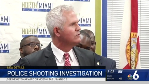[MI] North Miami Police Commander Accused of Fabricating Info After Shooting
