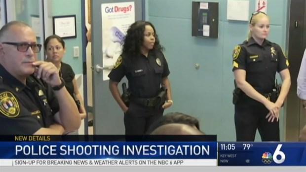 [MI] Man Who Filmed North Miami Police Shooting Speaks