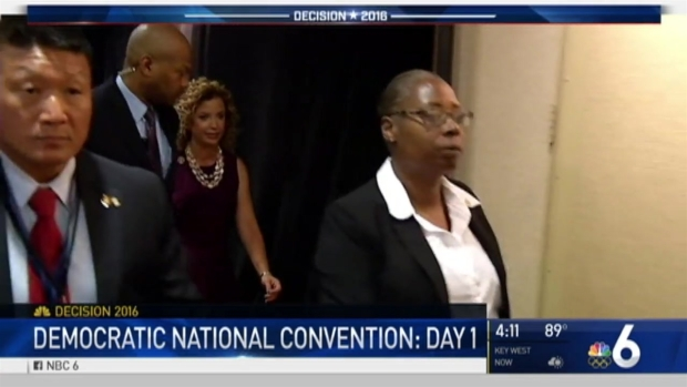Debbie Wasserman Schultz Booed at DNC Breakfast