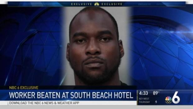 [MI] NFL Player Arrested Following South Beach Hotel Assault