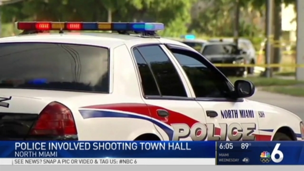 [MI] Police Shooting to Be Discussed at North Miami Town Hall