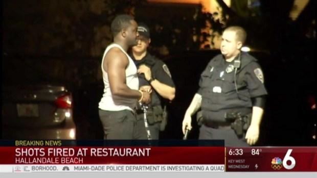 [MI] Shots Fired at Hallandale Beach Steak n' Shake Restaurant