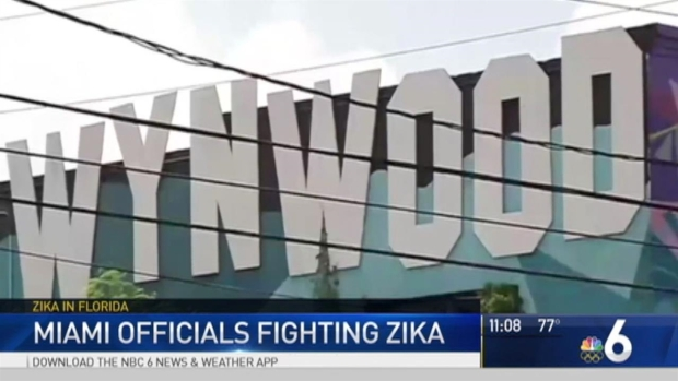 [MI] Zika Fears Continue to Have People Concerned Across South Florida