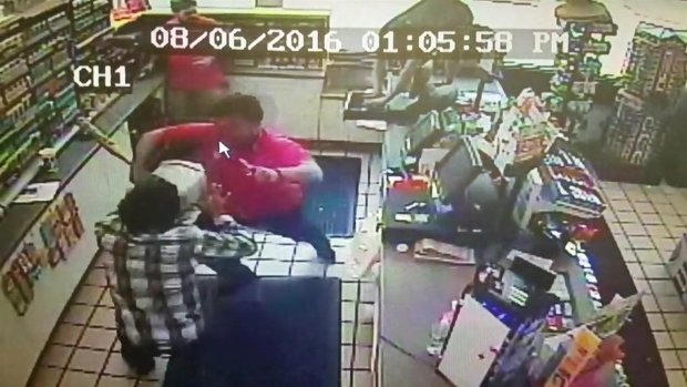 [NATL-MIA] Florida CIty Attempted Armed Robbery at Gas Station