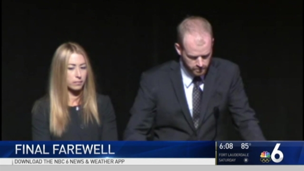 [MI] Funeral Held for Couple Killed in Alleged Face-Eating Attack