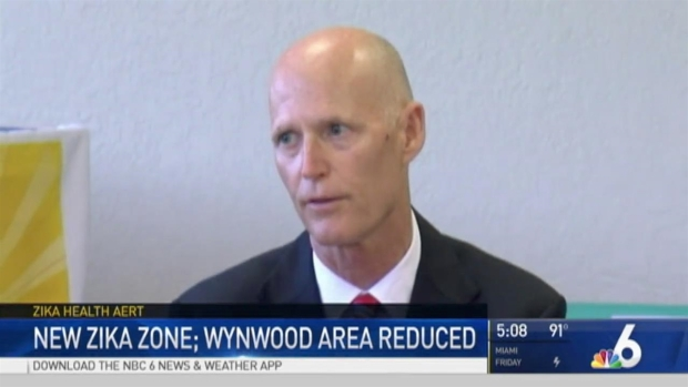 [MI] Non-Travel Zika Case in Pinellas County, 4 New Cases in Wynwood