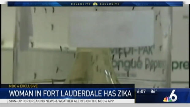 [MI] Fort Lauderdale Doctor Suspects Patient is First Locally-Transmitted Zika Case in Broward