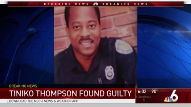 [MI] Girlfriend Found Guilty in Miami Cop Murder Case