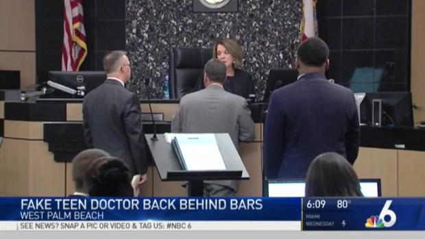 [MI] Alleged Fake Teen Doctor Arrested Again