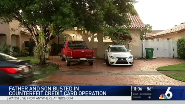 [MI] Arrests Made in SW Miami-Dade Counterfeit Credit Card Operation