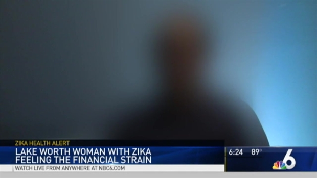 [MI] Lake Worth Woman With Zika Feeling the Financial Strain