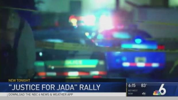 [MI] Justice For Jada Rally in Miami