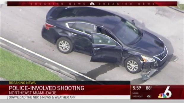 [MI] North Miami Officer Injured, Suspect Shot in Northeast Miami-Dade