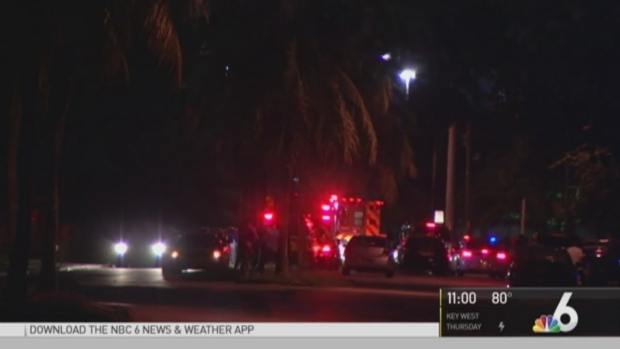 Miami police find baby outside car, mother semi-conscious