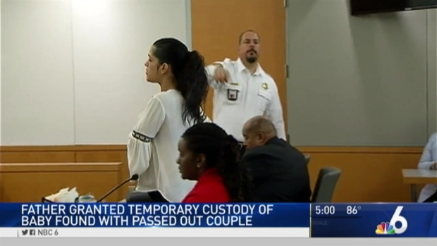 [MI] Father Granted Temporary Custody of Baby Found With Passed Out Couple