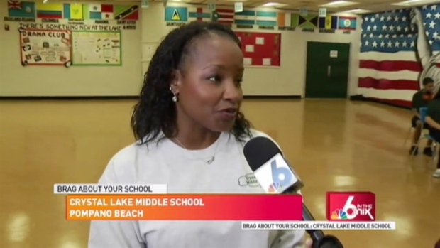 [MI] Brag About your School: Crystal Lake Middle School