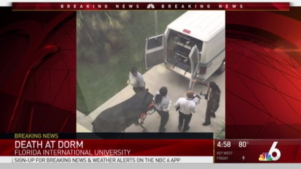 [MI] Police Investigating Death at FIU Dorm