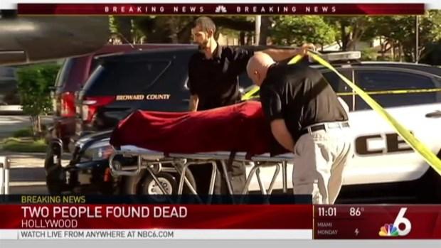 [MI] 2 Bodies Found inside Hollywood Home Friday Morning