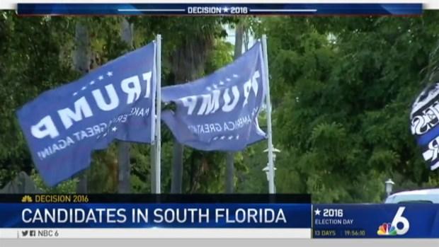 [MI] Donald Trump Visiting Supporters in Miami's Cuban Community